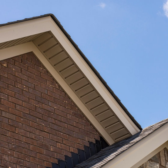 soffit and eaves