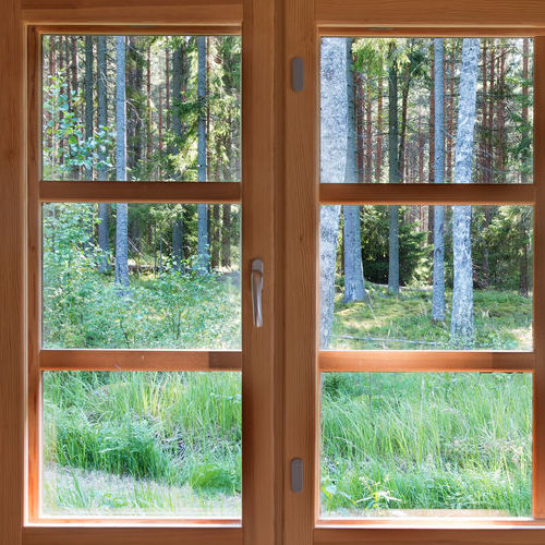 A new window replacement can increase the energy efficiency of your home.